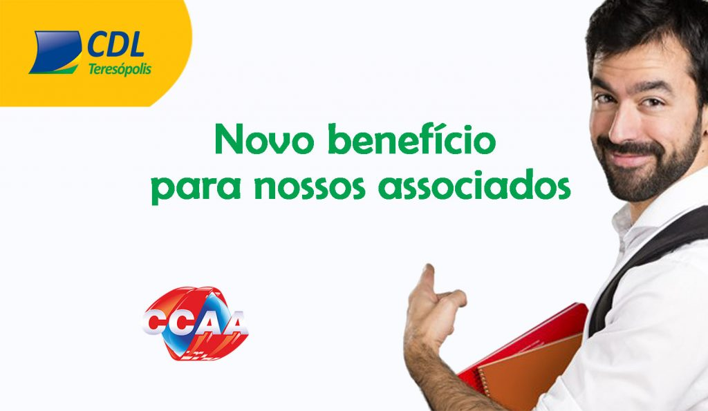 Novo convênio com CCAA Teresópolis